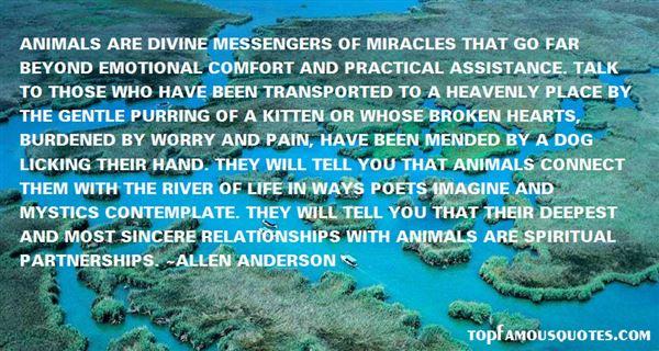 Quotes About Mystics