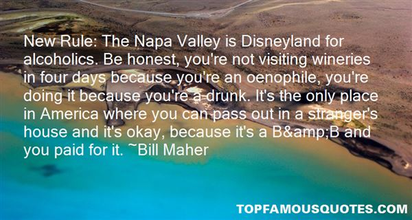 Quotes About Napa Valley