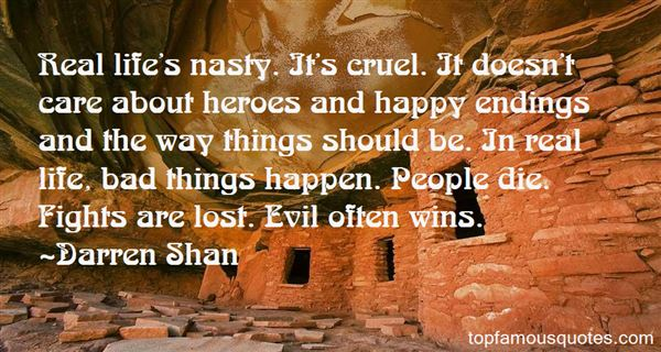 Quotes About Nasty
