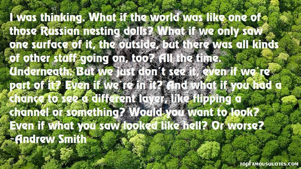 Quotes About Nesting Dolls