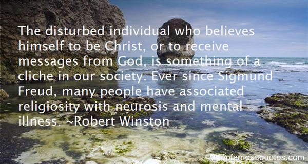 Quotes About Neurosis