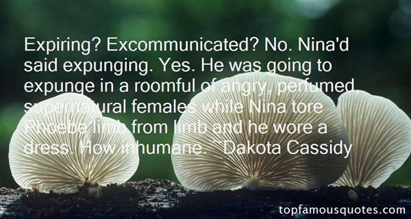 Quotes About Nina
