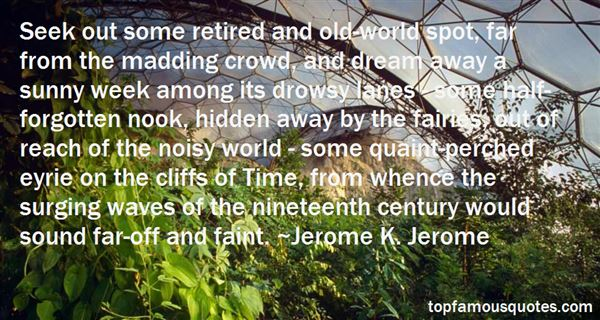 Quotes About Nineteen