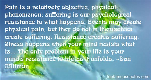Quotes About Non Resistance