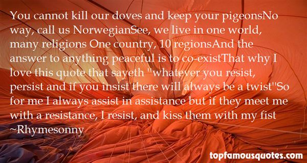 Quotes About Norwegian Love