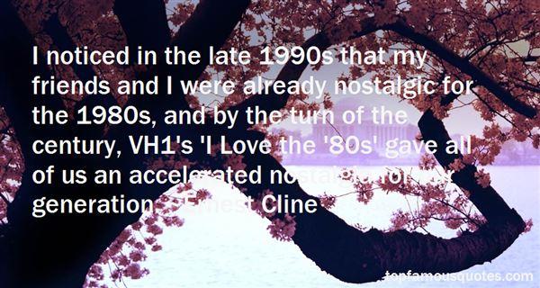 Quotes About Nostalgic