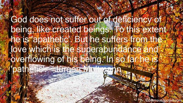 Quotes About Not Being Apathetic
