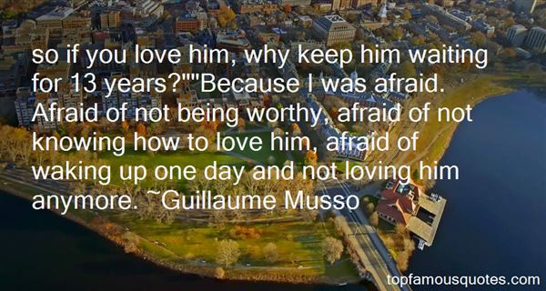 Quotes About Not Loving Anymore