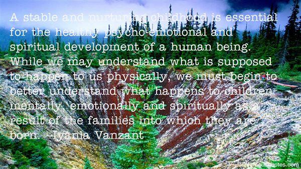 Quotes About Nurturing A Child