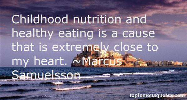 Quotes About Nutrition And Healthy Eating