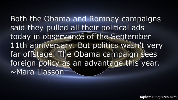 Quotes About Obama And Romney