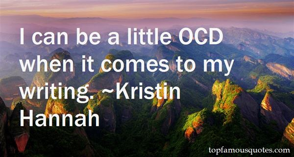 Quotes About Ocd