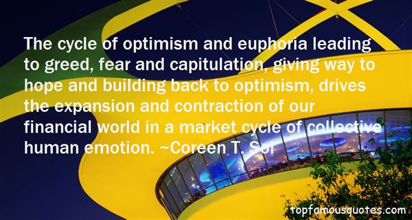 Quotes About Optimism And Hope
