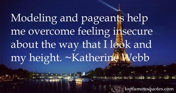 Quotes About Pageant