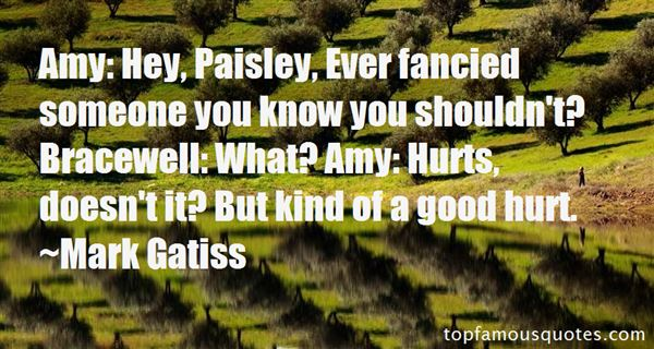 Quotes About Paisley
