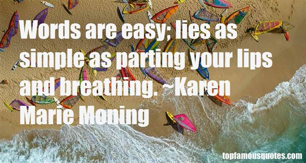 Quotes About Parting