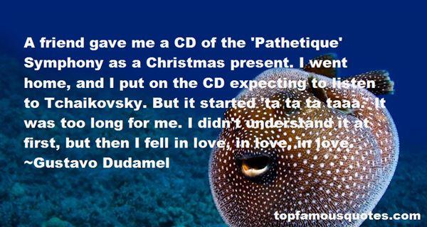 Quotes About Pathetique
