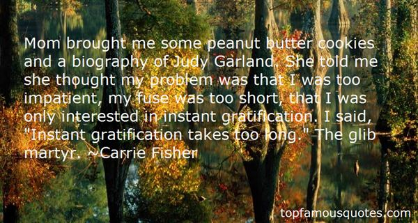 Quotes About Peanut Butter Cookies