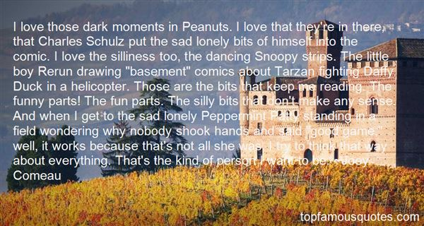 Quotes About Peanuts Work