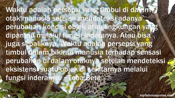 Quotes About Persepsi