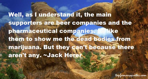 Quotes About Pharmaceutical Companies