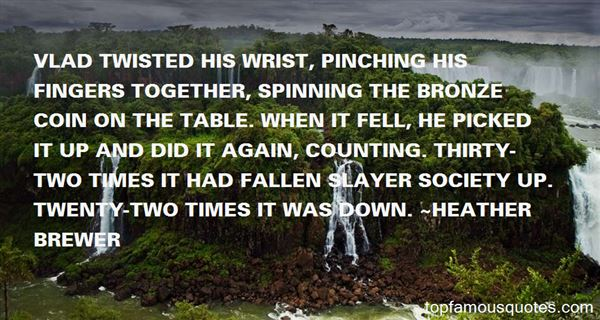 Quotes About Pinching