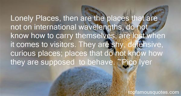Quotes About Places To Visit