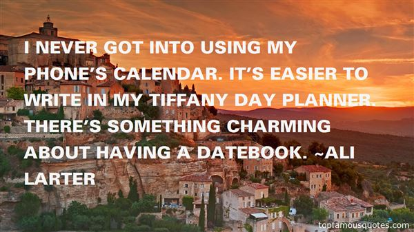 Quotes About Planner