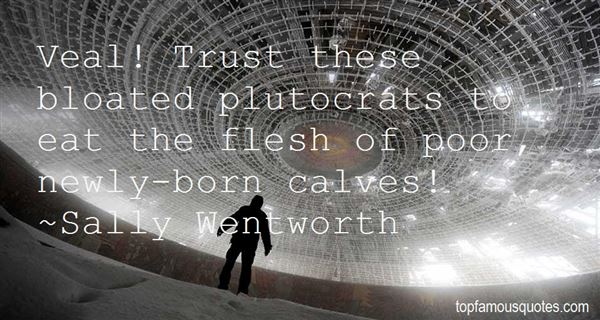 Quotes About Plutocrats