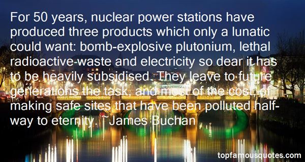 Quotes About Plutonium