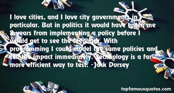 Quotes About Policy