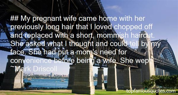 Quotes About Pregnant Wife