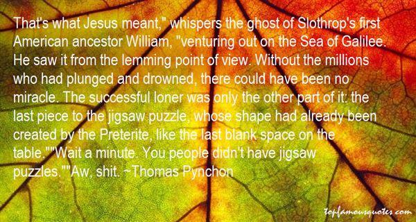 Quotes About Preterite