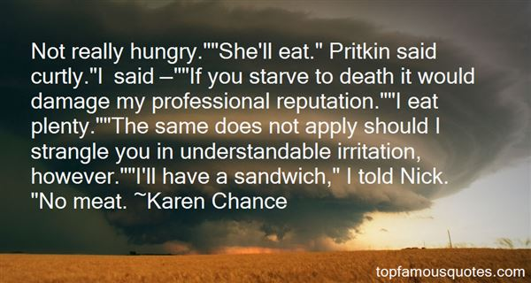 Quotes About Pritkin
