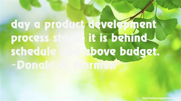 Quotes About Product Development