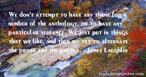 Quotes About Prose And Poetry