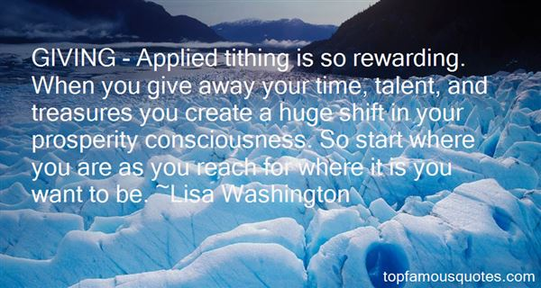 Quotes About Prosper