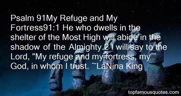 Quotes About Psalm 91