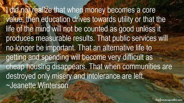 Quotes About Public Services