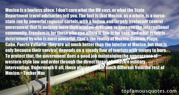 Quotes About Puerto Vallarta