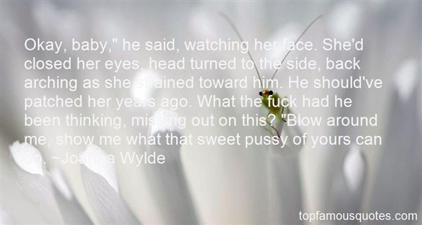 Quotes About Pussy