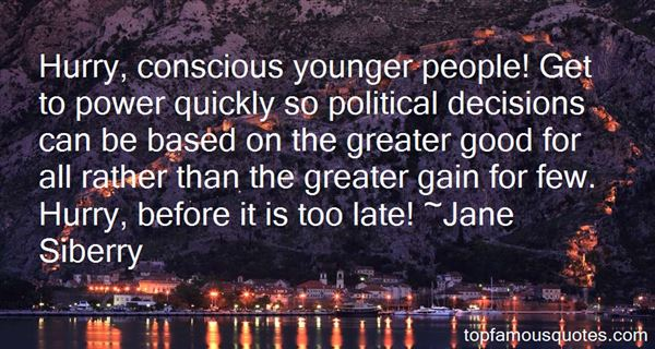 Quotes About Quick Decisions