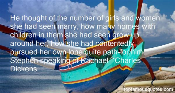 Quotes About Rachael
