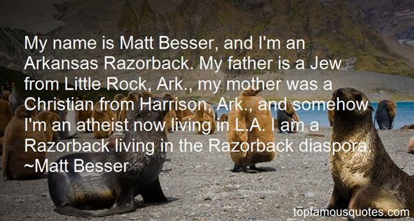 Quotes About Razorback