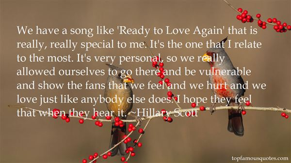 Quotes About Ready To Love Again