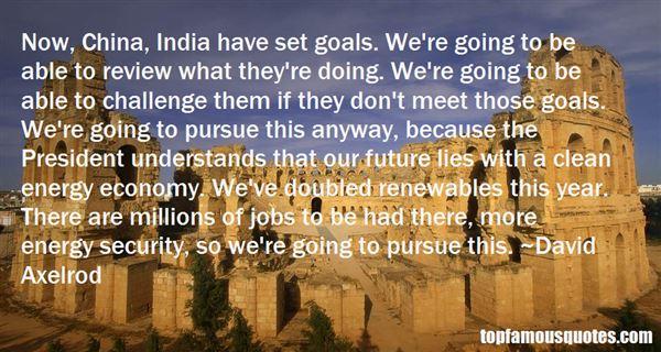 Quotes About Renewables