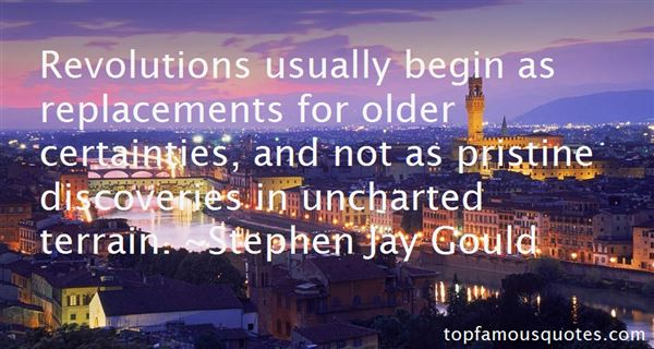 Quotes About Replacements