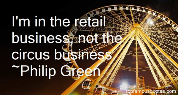 Quotes About Retail Business