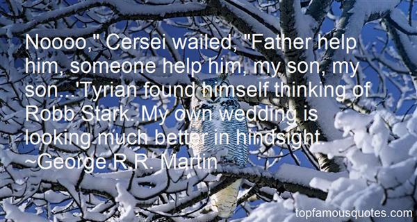 Quotes About Robb Stark