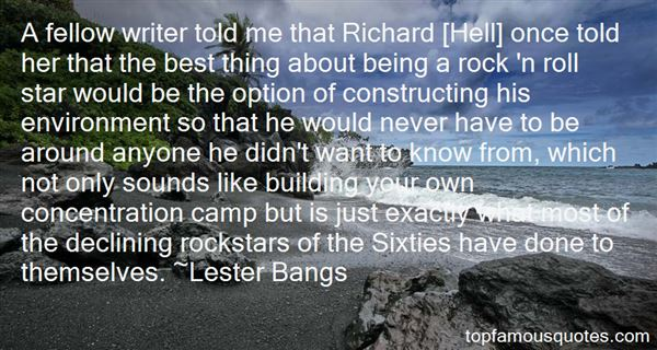 Quotes About Rockstars